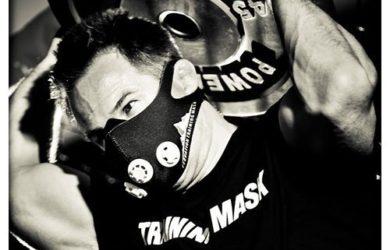 Elevation Training Mask Bild1