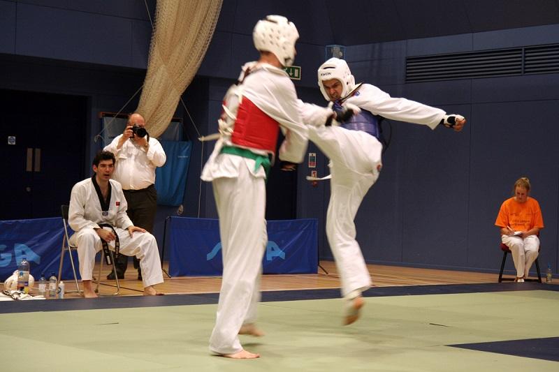 Kampfsportarten aus aller Welt